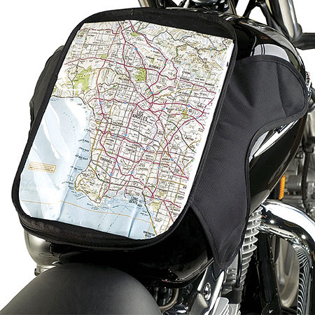NELSON-RIGG MAGNETIC TANK MAP POUCH - Main