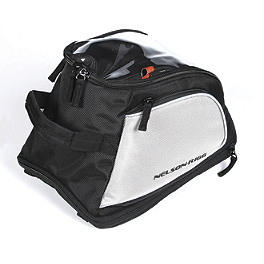 Nelson-Rigg CAN-AM Spyder Tank Bag - Leo Vince SBK GP Pro Evo II Low-Mount Full System - Stainless Steel Single Canister