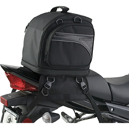Nelson-Rigg CL-1070 Touring Tail Bag - Nelson-Rigg CL-1040-TP Jumbo Tail Bag