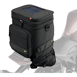 Nelson-Rigg Solar Tail Bag Combo - Nelson-Rigg CL-1070 Touring Tail Bag