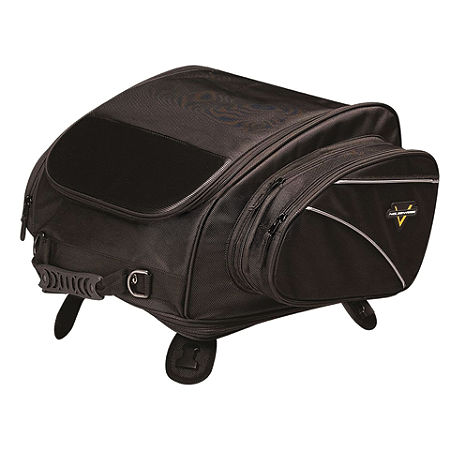 Nelson-Rigg CL-1040 Jumbo Tank / Tail Bag With Mount Combo - Main