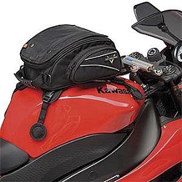 Nelson-Rigg Sport Tank / Tail Bag With Mount Combo - Icon Urban Tank Bag