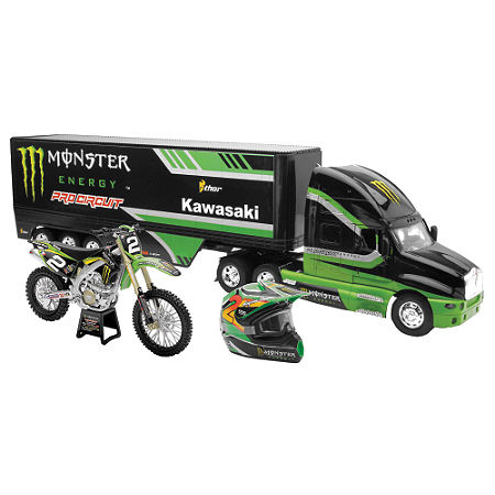 New Ray Toys Ryan Villopoto Gift Set - Main