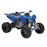 New Ray Toys Blue 2008 YFZ450 Die-Cast Quad - 1:12 Scale - Utility ATV Toys