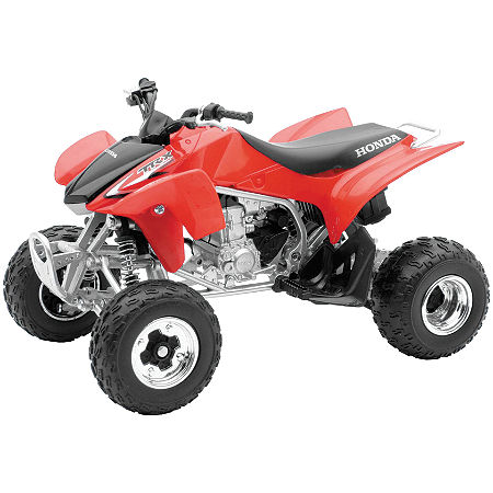 New Ray Toys 1:12 TRX450R ATV - Red - Main