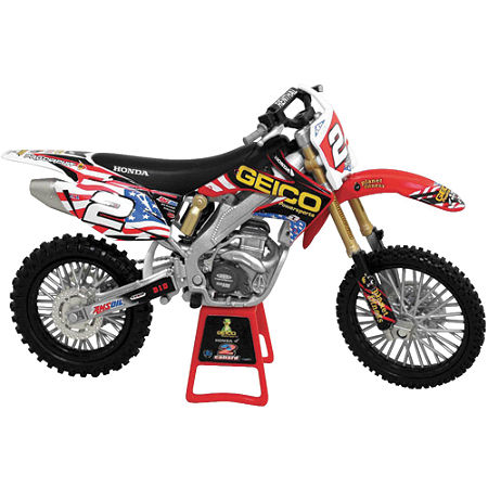 New Ray Toys 1:12 MX Of Nations Trey Canard #2 - Main