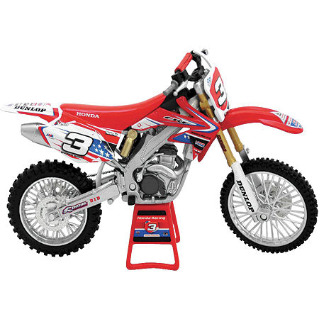 New Ray Toys 1:12 MX Of Nations Andrew Short #3 - Main