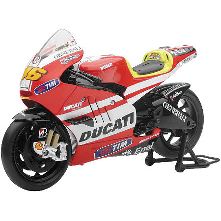 New Ray Toys 1:12 Moto GP Ducati Valentino Rossi Replica - Main