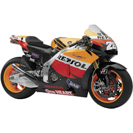 New Ray Toys 1:12 Moto GP Repsol Honda Dani Pedrosa #26 Replica - New Ray Toys 1:12 Scale 2006 Honda CBR1000RR Replica With Lights And Sound