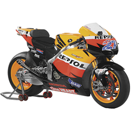 New Ray Toys 1:12 Moto GP Repsol Honda Casey Stoner #27 Replica - Icon Jason Britton Toy