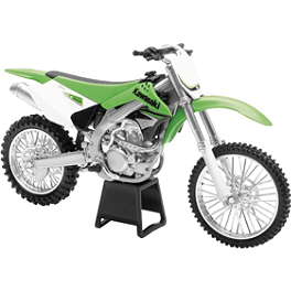 New Ray Toys 1:12 2008 Kawasaki KX250F - New Ray Toys 1:12 2011 Suzuki RMZ450