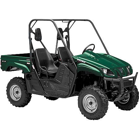 New Ray Toys 1:12 2008 Yamaha Rhino 700 - Green - Main