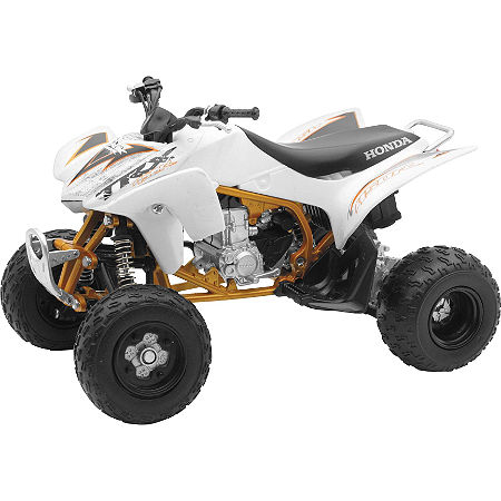 New Ray Toys 1:12 2012 Honda TRX450R - White - Main