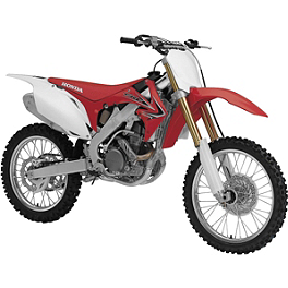 New Ray Toys 1:12 2012 Honda CRF250R - New Ray Toys 1:12 2012 Kawasaki KX450F