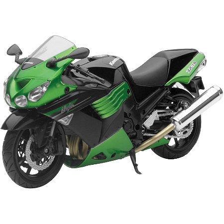 New Ray Toys 1:12 Kawasaki Ninja ZX-14 - Green - Main