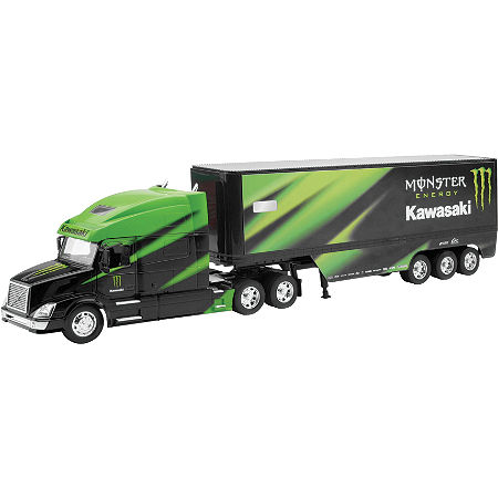 New Ray Toys 1:32 Monster Kawasaki Racing Truck - Main