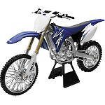 New Ray Toys 1:6 2009 Yamaha YZ450F - Motorcycle Toys