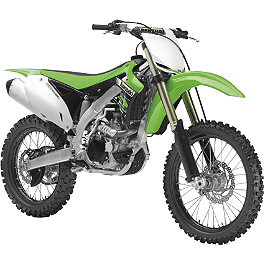 New Ray Toys 1:6 2012 Kawasaki KX450F - New Ray Toys 1:6 2009 Yamaha YZ450F