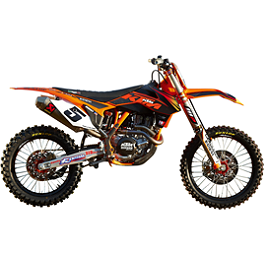 2012 N-Style Factory Team Graphics Kit - KTM - 2010 KTM 65SX 2012 N-Style Factory Team Graphics Kit - KTM