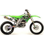 2012 N-Style Ultra Graphics Kit - Kawasaki - Dirt Bike Graphic Kits