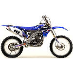 2012 N-Style Ultra Graphics Kit - Yamaha - Dirt Bike Graphic Kits