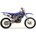 2012 N-Style Ultra Graphics Kit - Yamaha -  Dirt Bike Body Kits, Parts & Accessories