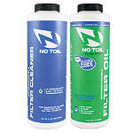 No Toil Evolution Oil - 2-Pack - ATV Air Filter Oil