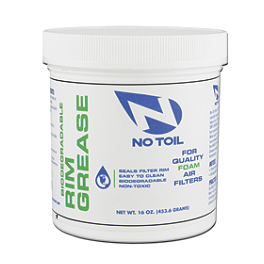 No Toil Filter Grease - 16oz - No Toil Filter Cleaner - 64oz