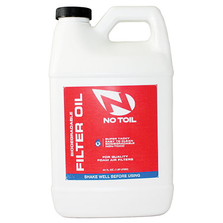 No Toil Filter Oil - 64oz - Main