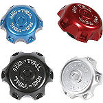 No Toil Hoseless Vented Gas Cap - No-Toil Dirt Bike Dirt Bike Parts