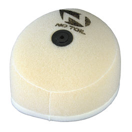 No Toil Premium Dual Stage Air Filter - 2007 Kawasaki KX100 No Toil Hoseless Vented Gas Cap