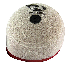 No Toil Super Flow Replacement Air Filter - 2012 KTM 125SX No Toil Pre-Oiled Dual Stage Air Filter