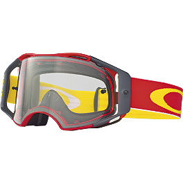 Oakley Airbrake MX Goggles - Oakley Airbrake MX Troy Lee Designs Signature Goggles