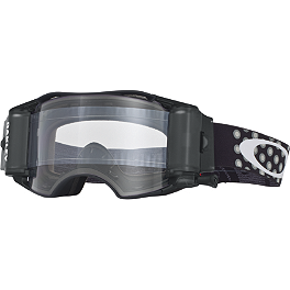 Oakley Airbrake MX Goggles With Race-Ready Roll-Off System - Oakley Airbrake MX Herlings Signature Goggles