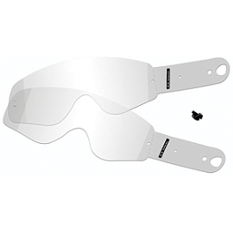 Oakley Crowbar Tear-Offs - 25 Pack - Oakley Crowbar MX Goggles