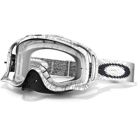 Oakley Crowbar MX Goggles - Main
