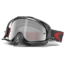 Oakley Crowbar MX Sand Goggles - ASV C5 Pro Model Clutch Lever With Thumb Hot Start