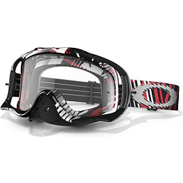 Oakley Crowbar MX Ryan Dungey Signature Goggles - Oakley Mayhem MX James Stewart Signature Goggles