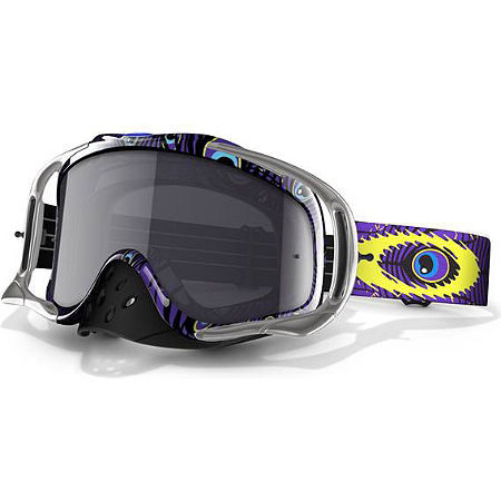 Oakley Crowbar MX Troy Lee Designs Signature Goggles - Main