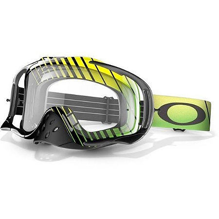 2013 Oakley Crowbar MX Ryan Villopoto Signature Goggles - Main