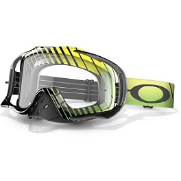 2013 Oakley Crowbar MX Ryan Villopoto Signature Goggles - 2012 One Industries Monster Energy Graphic Kit - KTM