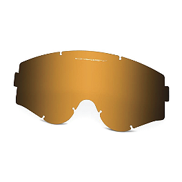 Oakley L Frame Replacement Lenses - Blingstar MX Series Grab Bar - Textured Black