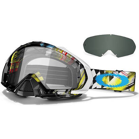 Oakley Mayhem MX James Stewart Signature Goggles - Main