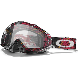 Oakley Mayhem MX Goggles - Oakley Mayhem Laminated Tear-Offs - 14 Pack