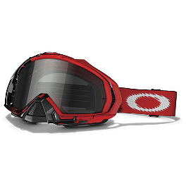 Oakley Mayhem MX Sand Goggle - Oakley Mayhem MX Metzger Signature