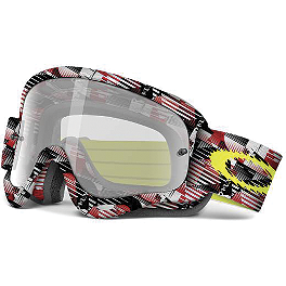 Oakley MX O Frame Goggles - Oakley MX O Frame Roll-Off Accessory Kit