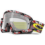 Oakley MX O Frame Goggles - Dirt Bike Riding Gear