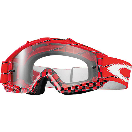 Oakley Proven MX Over The Glasses Goggles - Main