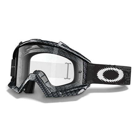 Oakley Proven MX Goggles With Frame Treatment - Main