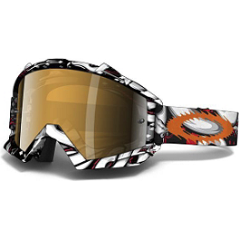 Oakley Proven MX Troy Lee Designs Signature Goggles - Oakley Crowbar MX Troy Lee Designs Signature Goggles